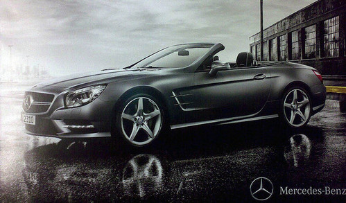 2013 Mercedes Sl Pictures