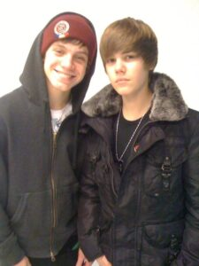 Ryan Butler and justin