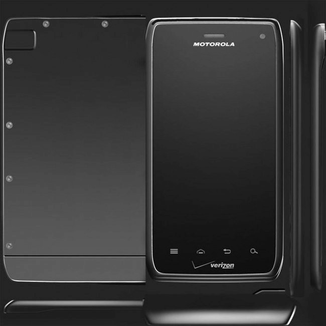 d roid 4 side view