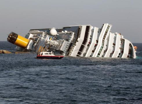 Accident of Italian Cruise Ship – 8 dead