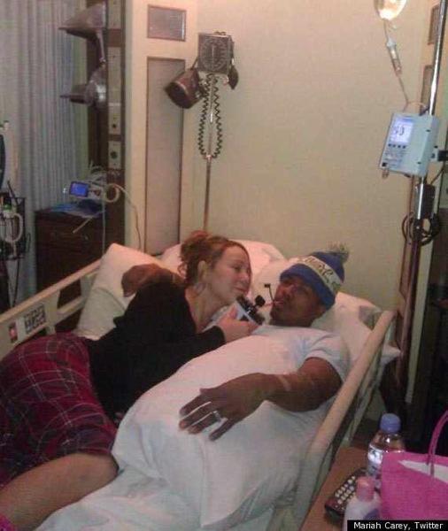 Nick Cannon Hospitalized