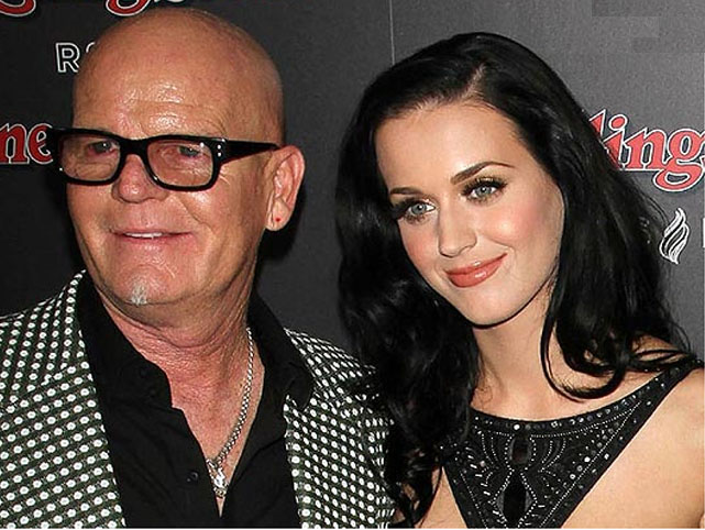 Katy Perry's Pastor Dad