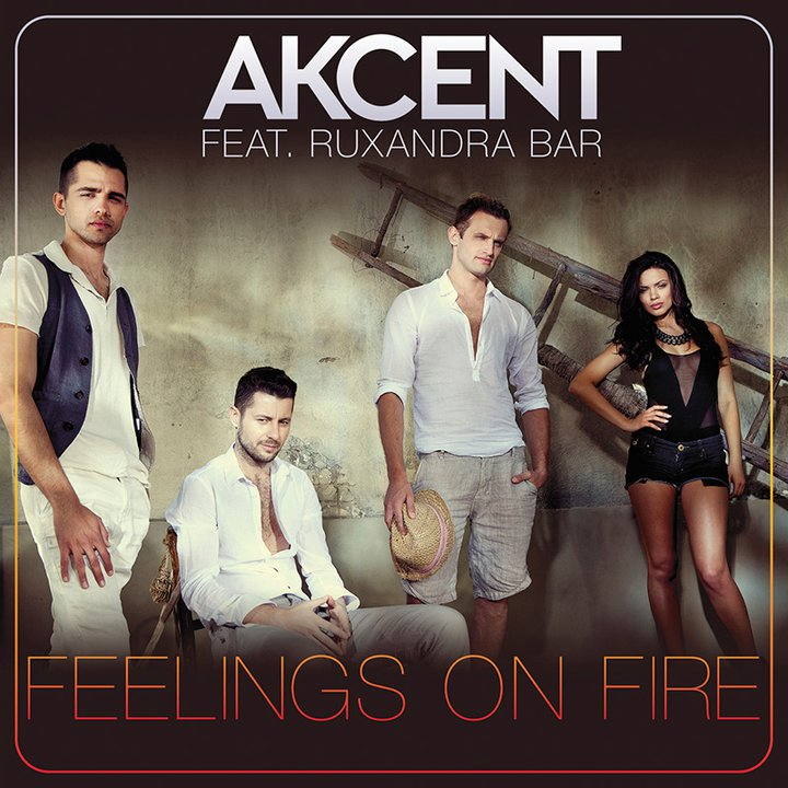 akcent ft ruxandra bar feelings on fire