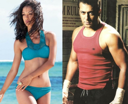 Salman Khan to Launch Angela Jonsson