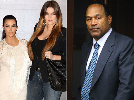 O.J. Simpson is Khloe Kardashian's biological father