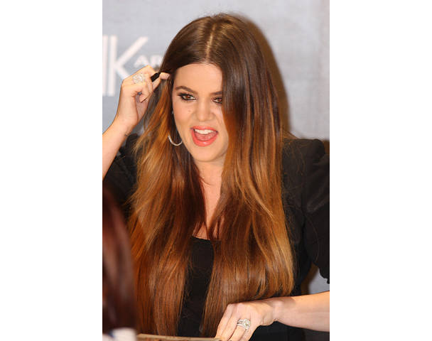 Who is Khloe Kardashian's father?
