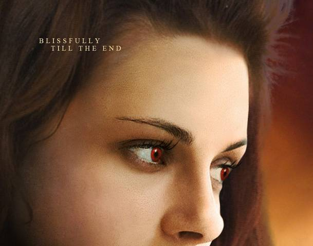 New 'Breaking Dawn Part 2' Poster with Kristen Stewart