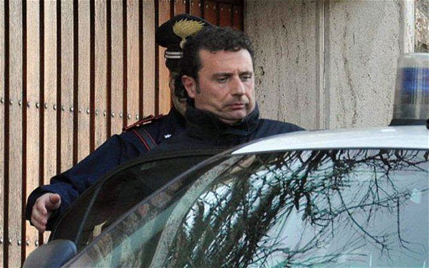 Captain Schettino