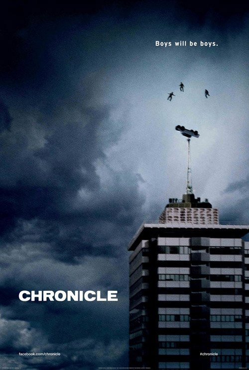 Chronicle newyork and new jersey advertisement campaign