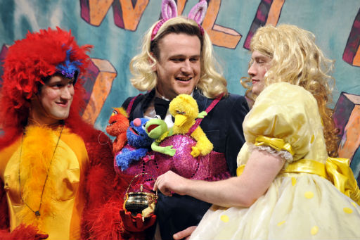 Jason Segel People Hasty Pudding