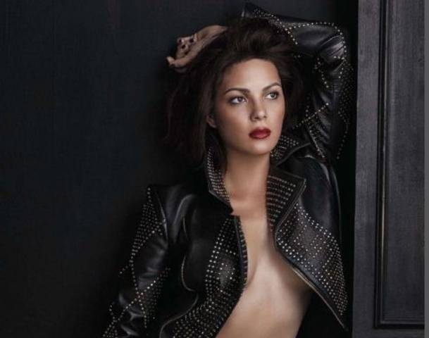 KC Concepcion from Rogue Magazine cover