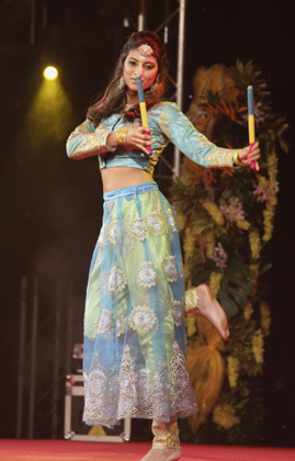 Miss India Worldwide Pageant 2012