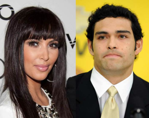 Is Kim Kardashian dating NY Jets QB Mark Sanchez?