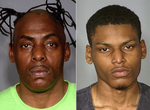 Coolio and Son Locked Up in Las Vegas Jail