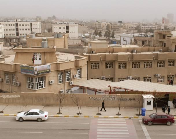 U.S. teacher killed at Christian School in Iraq
