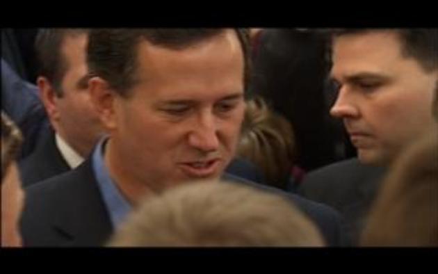 Rick Santorum Called Obama a Niger