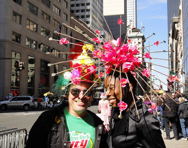 2012 Easter Bonnet Parade