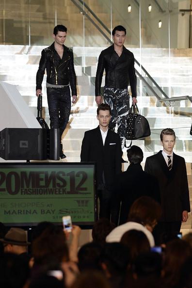 2012 Singapore Men's Fashion Week