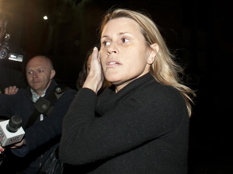 Genevieve Sabourin stalker