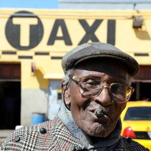NYCs Oldest Taxi Driver