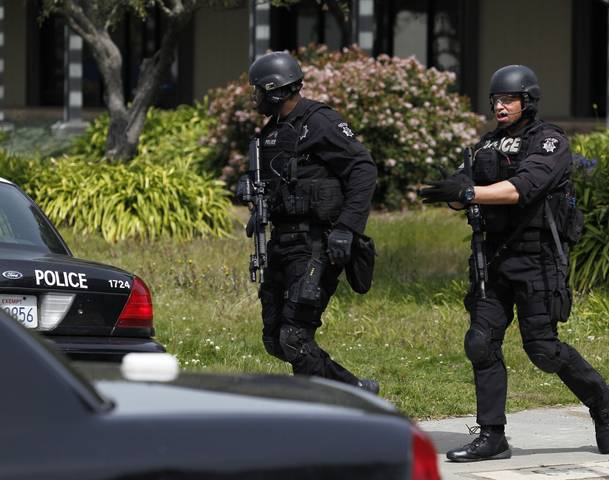 7 Killed by a Suspect in Oakland