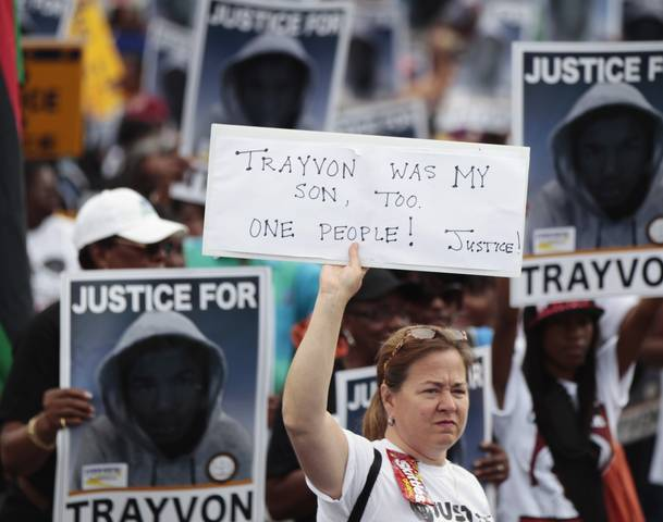 Trayvon Martin and the 2nd Amendment