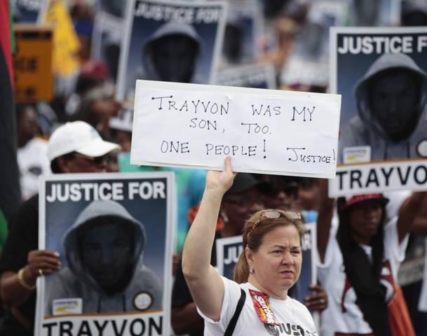 Trayvon Martin and the 2nd Amendment