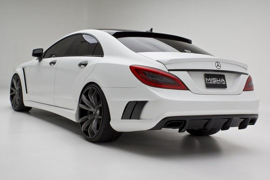 Misha Designs Mercedes CLS