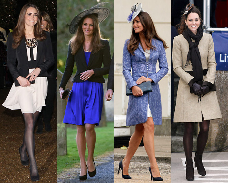 Duchess Kate Thinks Having a Dresser is 'Pointless and Extravagant'