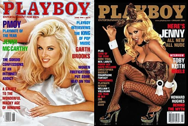 Jenny McCarthy Hot Playboy Cover 2012