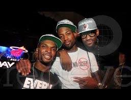 Miami Heat Victory Party