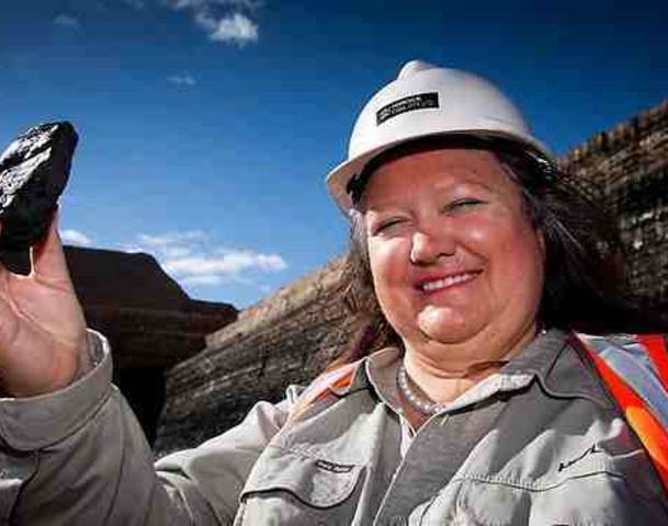 Gina Rinehart – The Richest Woman of World
