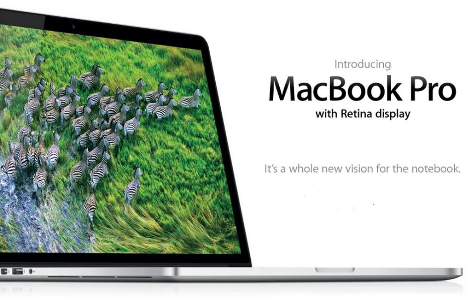 13-inch MacBook Pro Retina Display