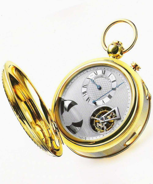 Breguet pocket watch 1907BA/12: $734,000