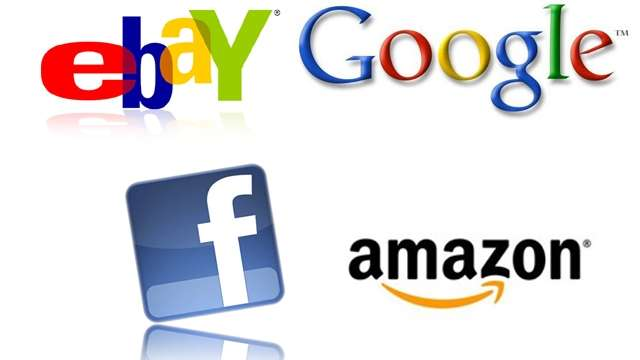 Facebook Google eBay and Amazon Join US lobby group