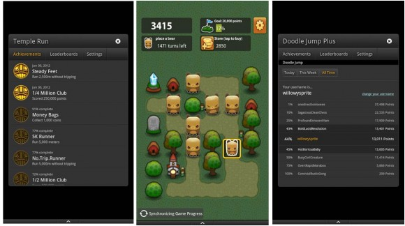 GameCircle for Kindle Fire