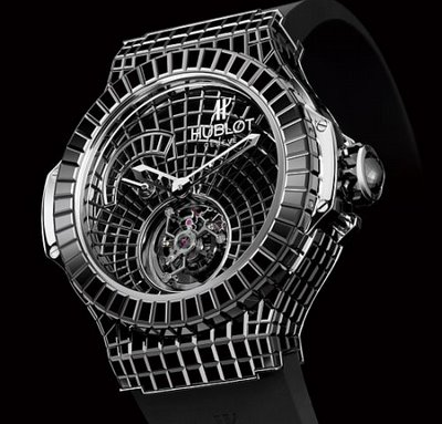 Hublot Black Caviar Bang: $1 million