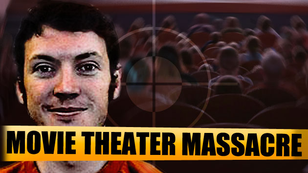 Mystery of James Eagan Holmes - Movie Theater Shootings