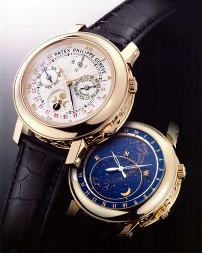 Patek Philippe Sky Moon Tourbillon: $1.3 million