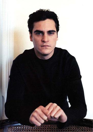 Joaquin Phoenix life story.