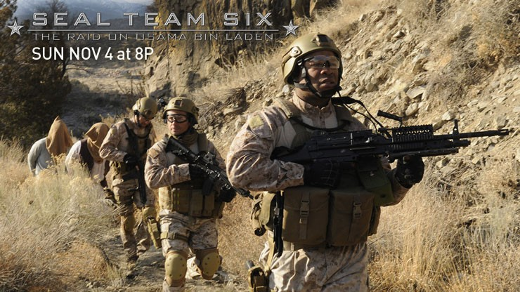 SEAL Team Six: The Raid on Osama Bin Laden: Film Review