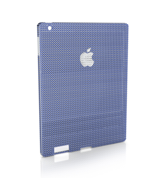 Sapphires and Diamonds Encrusted Case of iPad Mini Worth $700,000