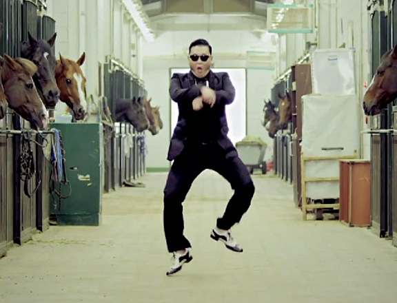 'Gangnam Style' To Crack Billion View Mark on Youtube