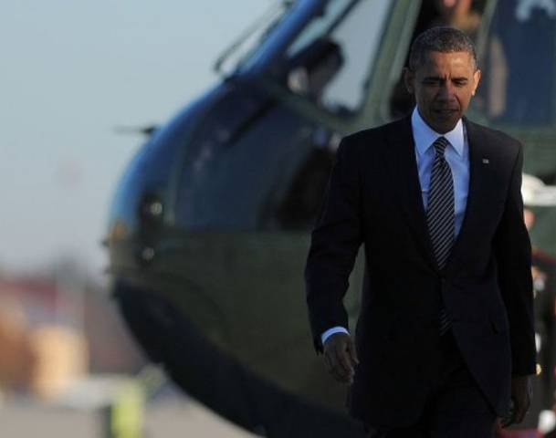 Obama Begins His First Post Election Trip To Asia