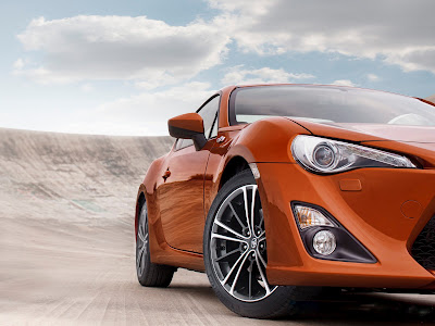 Convertible Toyota GT86 Ready For 2013 Geneva Debut