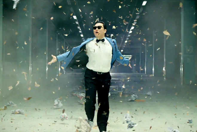 Gangnam Style To Hit a Billion Views on Youtube