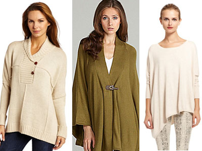 Top 10 Perfect Poncho Sweaters