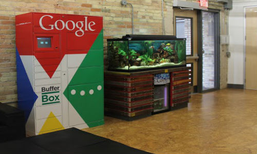 Google Acquires BufferBox For $17M