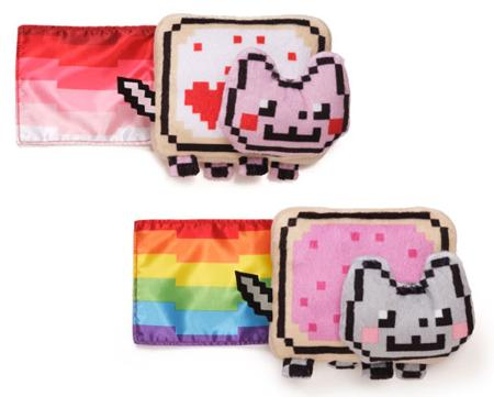 Gund Nyan Cat 6 inch Plush with Sound