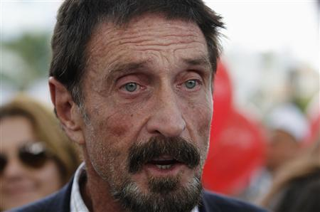 John-McAfee-Says-He'll-Talk-But-Won't-Return-To-Belize
